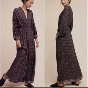 Anthropologie NAT Nico Maxi Dress - NWT S